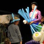 Escultor de balões Live